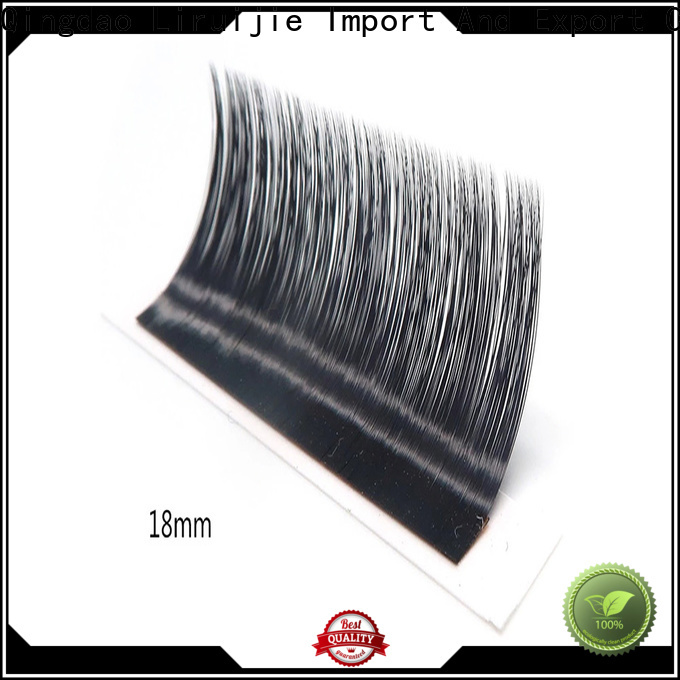 Liruijie Wholesale false lashes bulk wholesale factory for round eyes