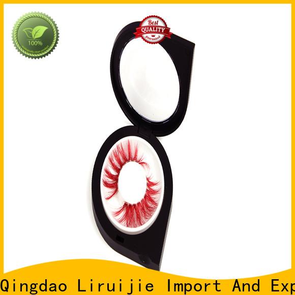 Latest fake eyelashes box box manufacturers for magnetic eyelashes