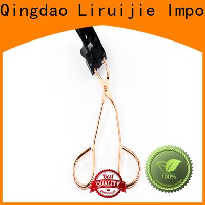 Liruijie Custom best plastic eyelash curler company for beginners