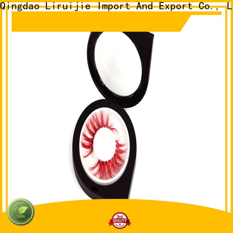 Liruijie New volume lashes wholesale company for fake eyelash