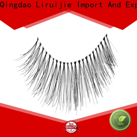 Liruijie High-quality silk lashes suppliers supply for round eyes