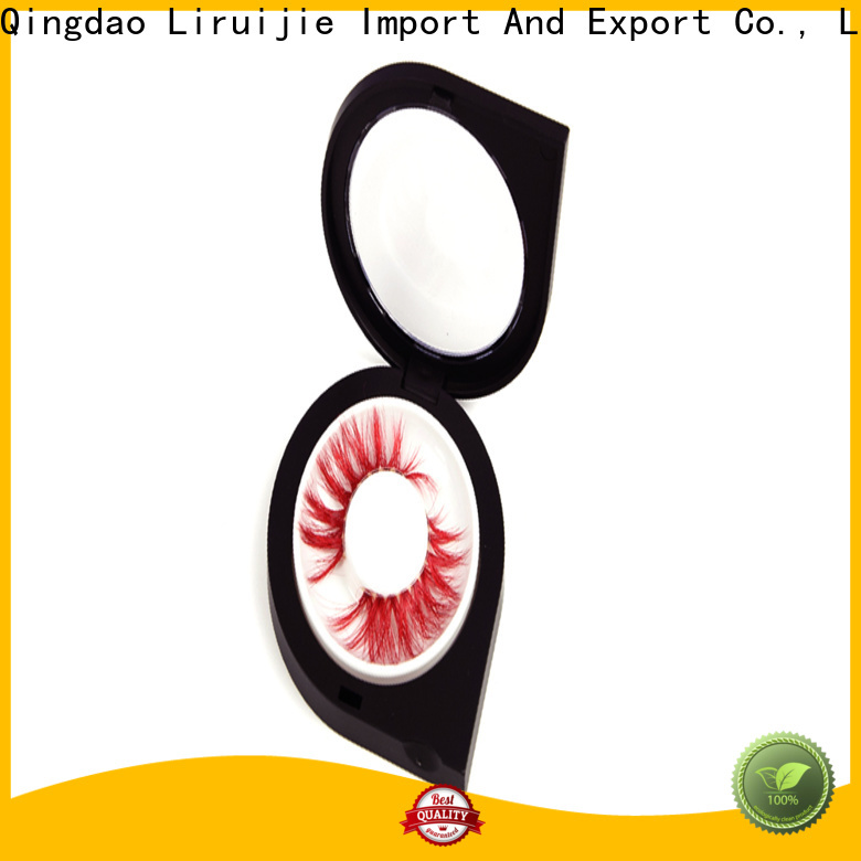 Liruijie High-quality false eyelash container suppliers for fake eyelash