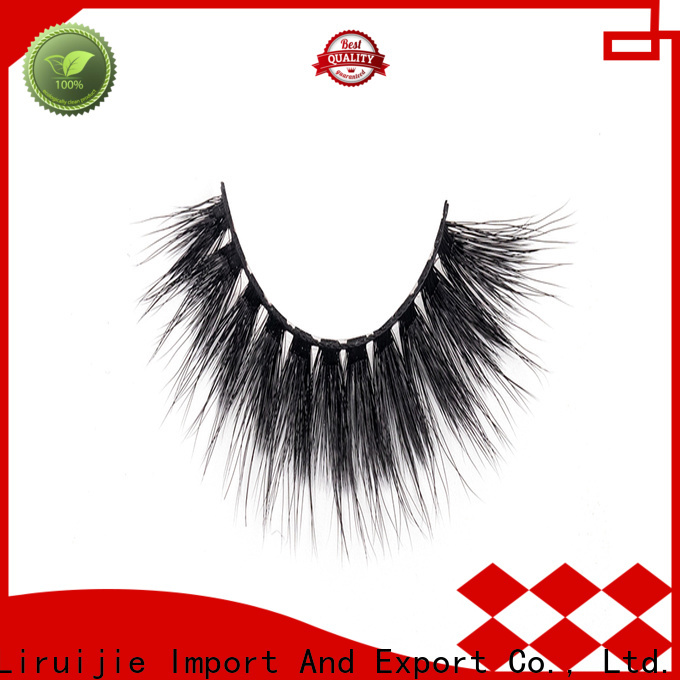 Liruijie Wholesale synthetic magnetic eyelashes manufacturers for beginners