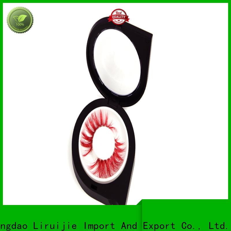 Liruijie box lash box factory for fake eyelash