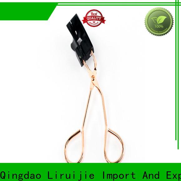 Liruijie eyelash eyelash curler without sides suppliers for asian eyes