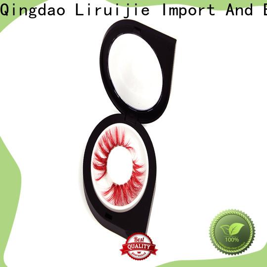Liruijie packaging false eyelash container company for fake eyelash