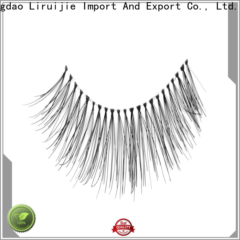 Liruijie best selling eyelashes manufacturers for Asian eyes