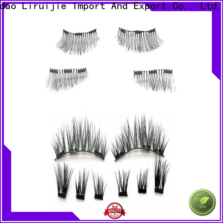 Liruijie Best russian lashes supplier factory for round eyes