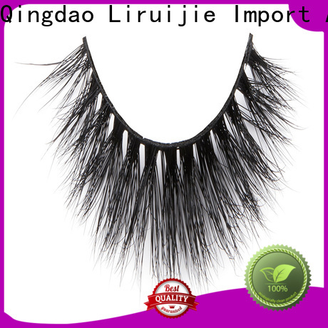Liruijie lashes small mink eyelashes factory for small eyes