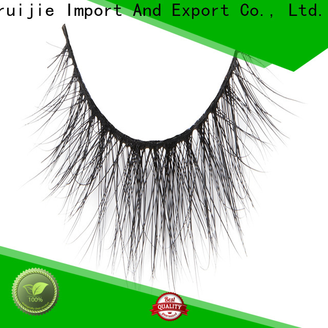 Liruijie lashes fake mink lashes supply for extensions