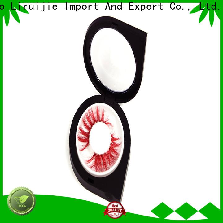 Liruijie eyelash house of lashes case factory for eyelash extensions