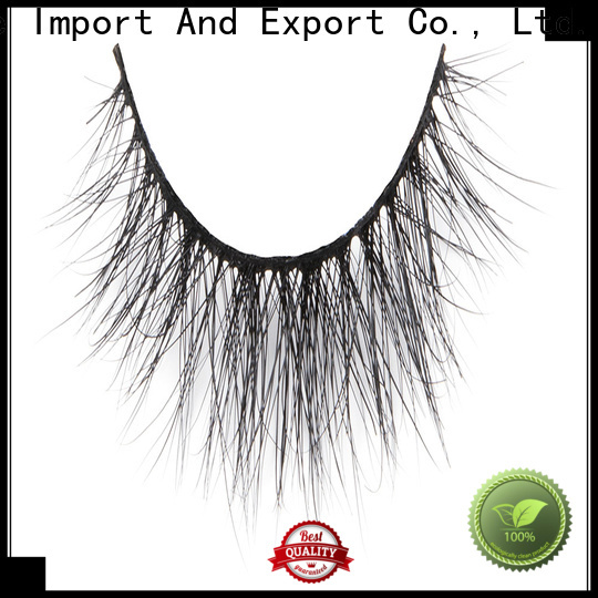 New silk mink eyelashes dramatic factory for small eyes