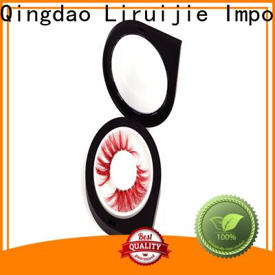 Latest eyelash wholesale distributor mink manufacturers for magnetic eyelashes