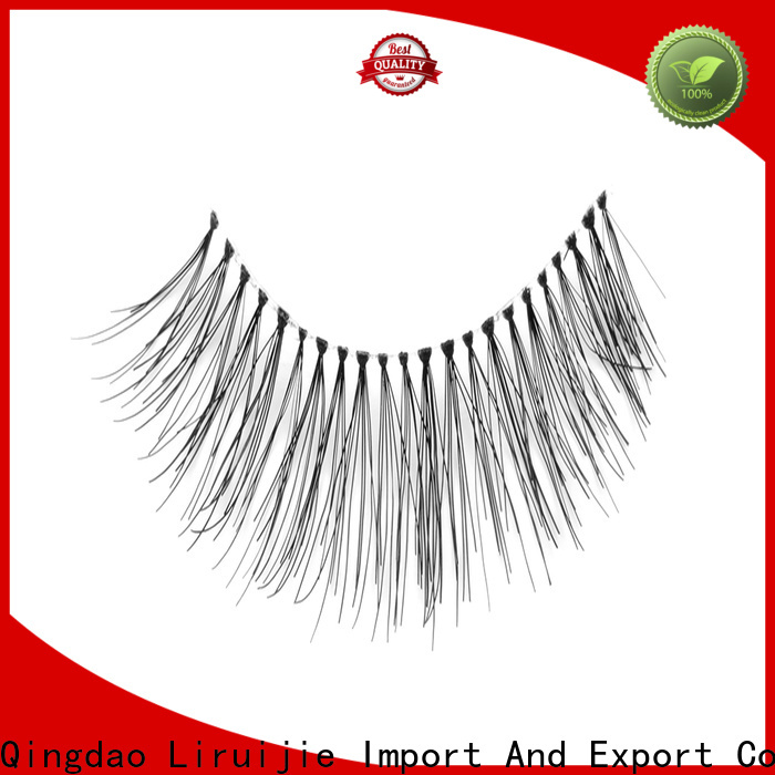 Custom best selling eyelashes company for small eyes