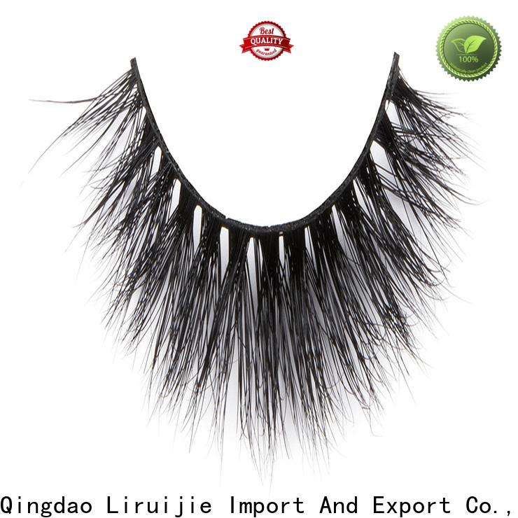Liruijie eyelash mink eyelash manufacturers company for extensions