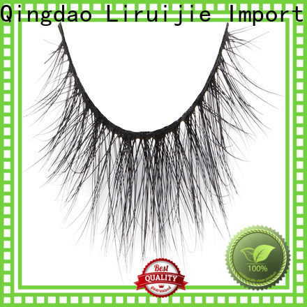 Liruijie Top mink eyelashes price supply for sensitive eyes