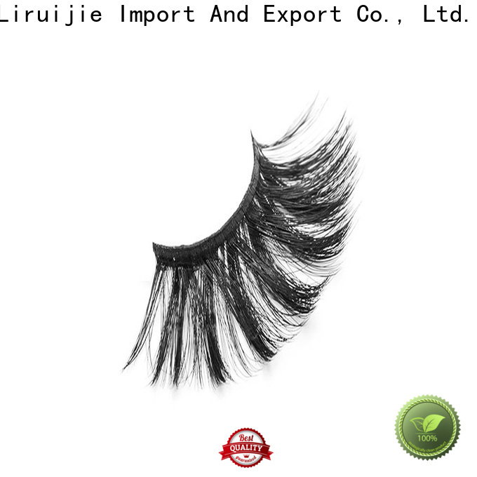 Liruijie Latest synthetic eyelashes manufacturers factory for almond eyes