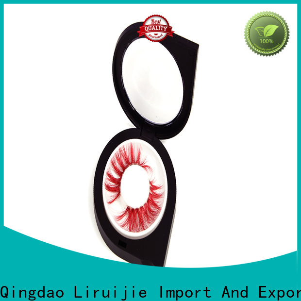 Liruijie eyelash diy eyelash case factory for eyelash extensions