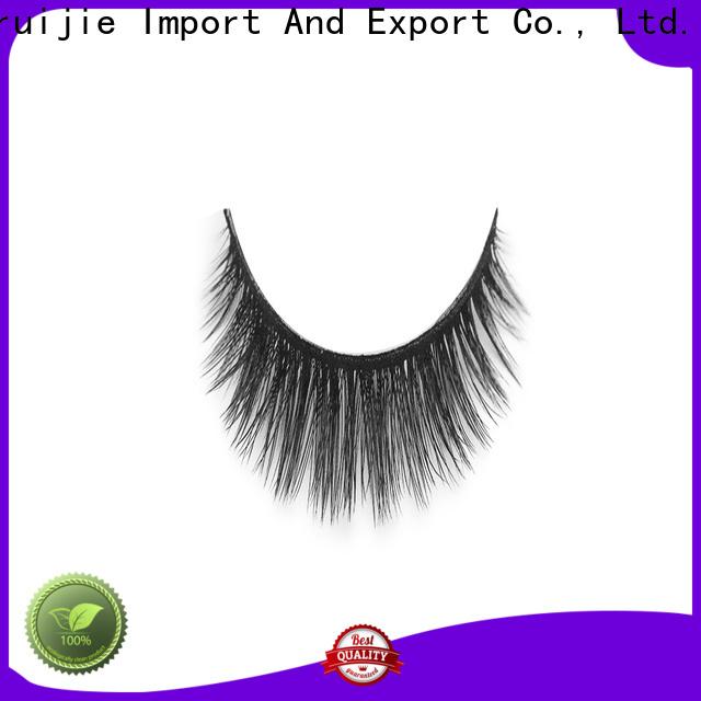 Best fashion eyelashes wholesale fiber company for almond eyes