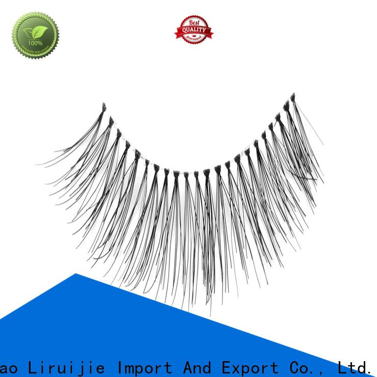 Top mink eyelash strips wholesale company for almond eyes