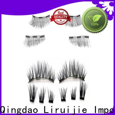 Liruijie Best eyelash extension supply store company for Asian eyes