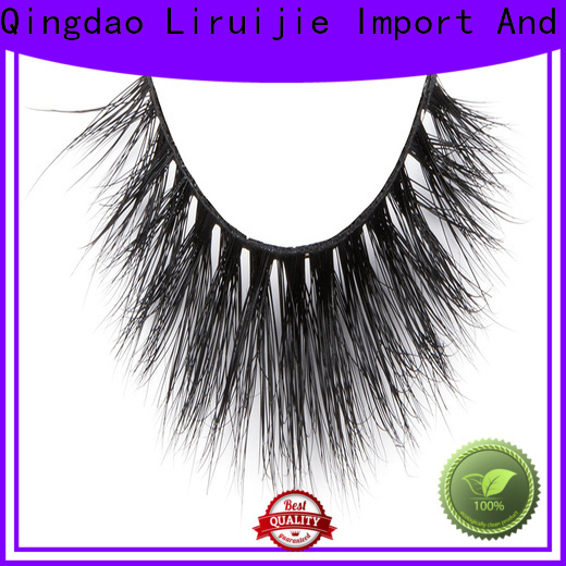 Liruijie Wholesale get minked eyelash extensions supply for small eyes