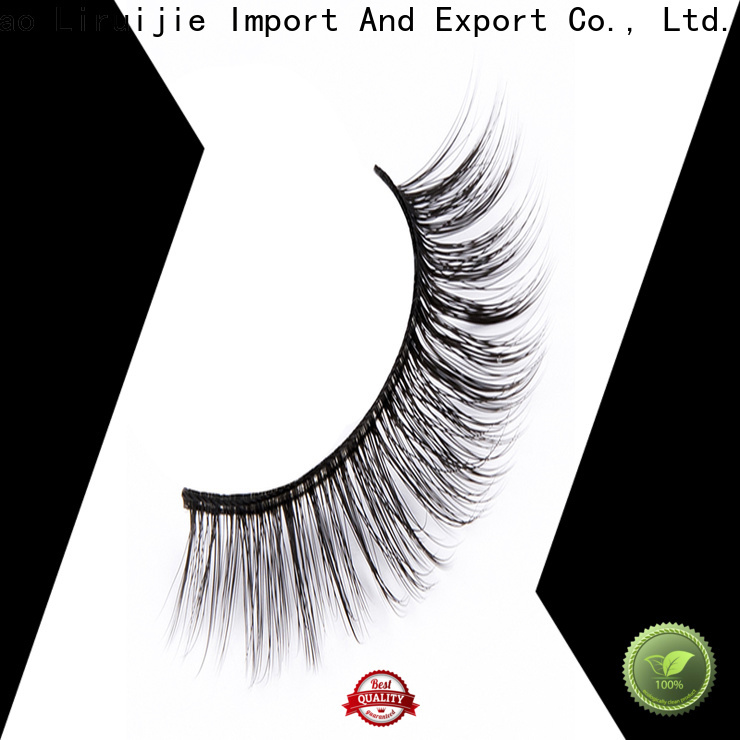 Wholesale synthetic false lashes series factory for round eyes