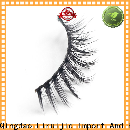 High-quality best synthetic lashes deep supply for almond eyes