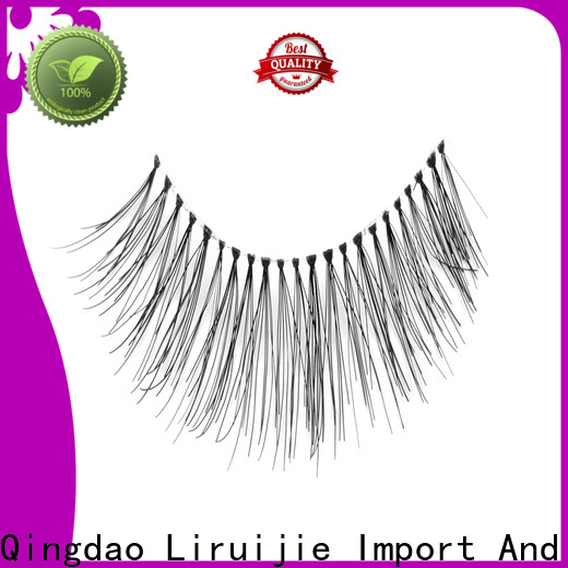 Liruijie Best professional lash extension supplies manufacturers for almond eyes