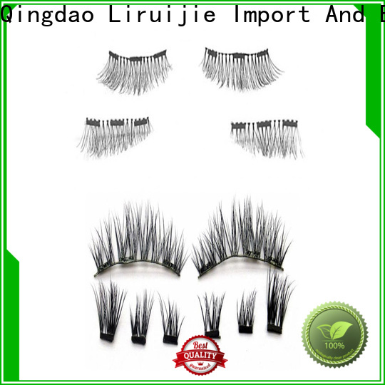 Liruijie Latest eyelash lounge for business for Asian eyes