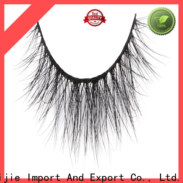 Wholesale real mink individual lashes eyelashes for business for small eyes