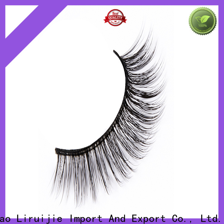 Liruijie Custom wholesale individual lashes manufacturers for Asian eyes