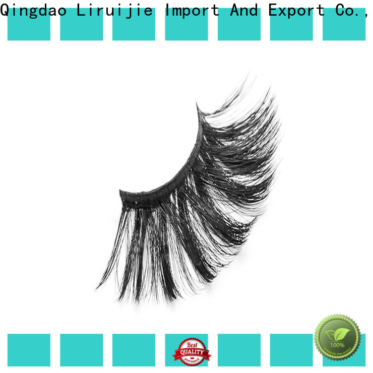 Liruijie Latest synthetic eyelashes manufacturers manufacturers for almond eyes