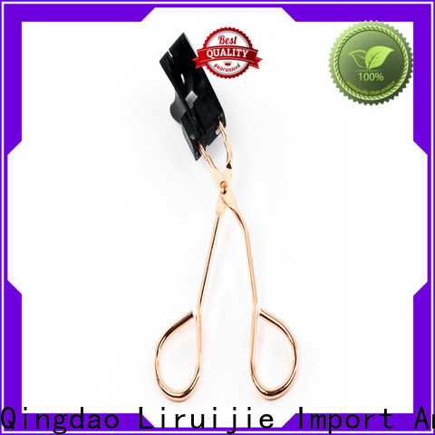 Liruijie lash best lash curler for asian lashes suppliers for beginners