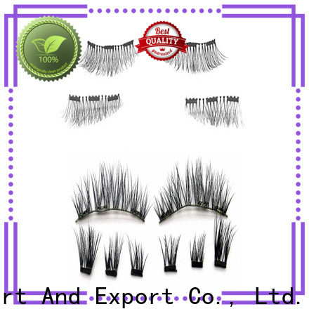 Liruijie huge false eyelashes company for round eyes