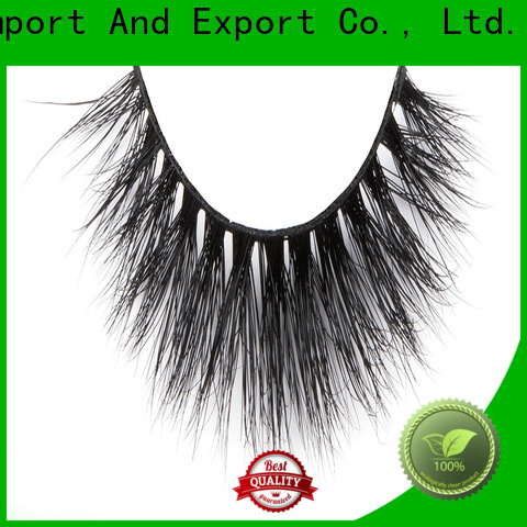 Liruijie eyelash siberian mink lashes factory for sensitive eyes