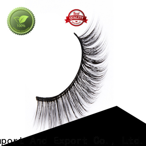 Wholesale synthetic eyelash suppliers 3d for business for beginners