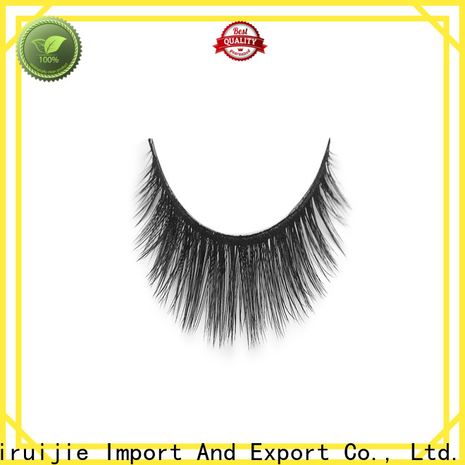 Liruijie Wholesale fashion eyelashes wholesale supply for almond eyes