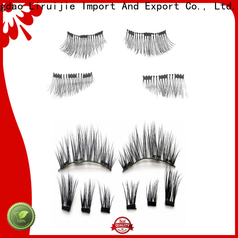 Liruijie fake eyelashes online company for small eyes