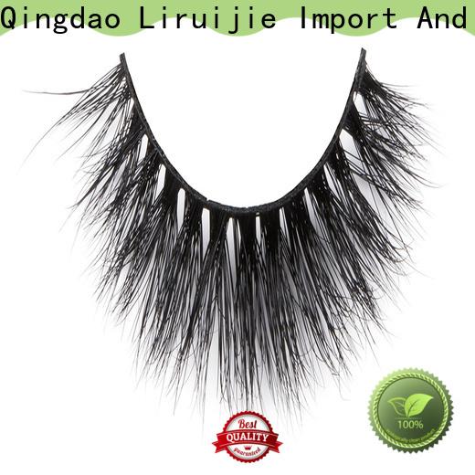 Liruijie eyelash full mink eyelash extensions supply for extensions