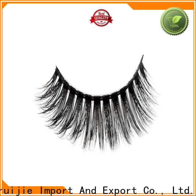 Liruijie High-quality synthetic eyelash suppliers suppliers for beginners