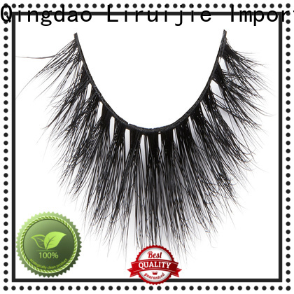 Wholesale inexpensive mink lashes fluffy factory for extensions
