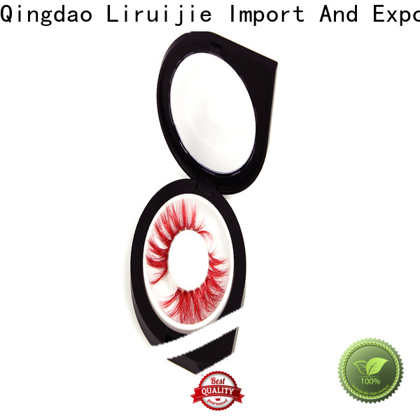 Liruijie High-quality fake eyelashes box suppliers for eyelash extensions