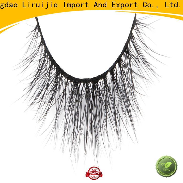 Liruijie eyelashes individual mink eyelash extensions for business for sensitive eyes