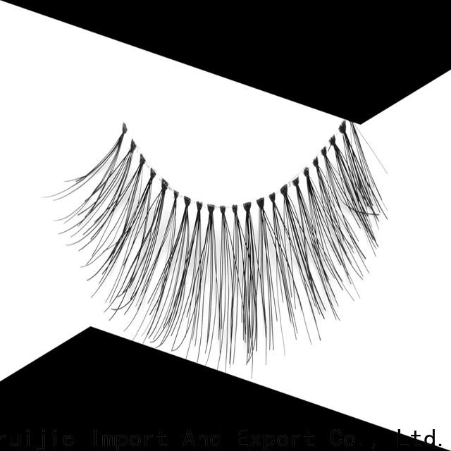 Liruijie Top silk eyelash extensions wholesale for business for almond eyes