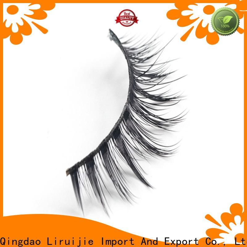 Liruijie Top fake eyelashes wholesale manufacturers for almond eyes