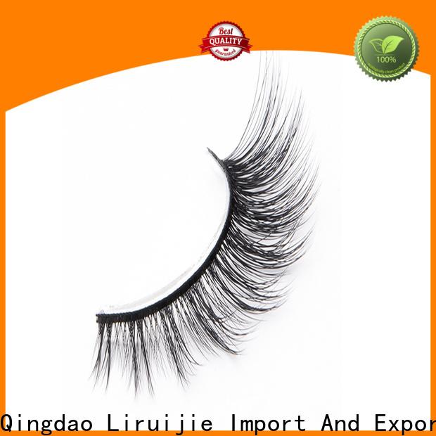 Liruijie wave synthetic eyelash suppliers manufacturers for beginners