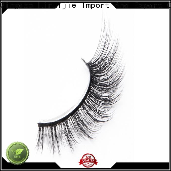 Latest professional false eyelashes lashes manufacturers for round eyes