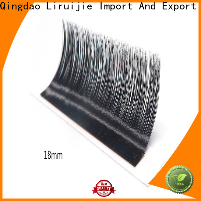 Liruijie High-quality lash extension manufacturers for business for round eyes