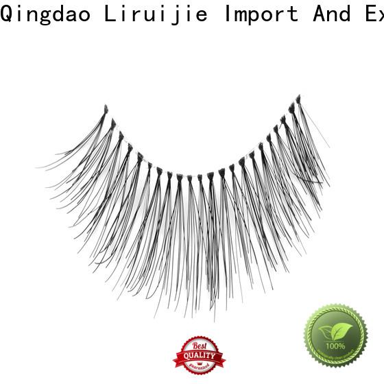 Liruijie Top best selling eyelashes company for almond eyes